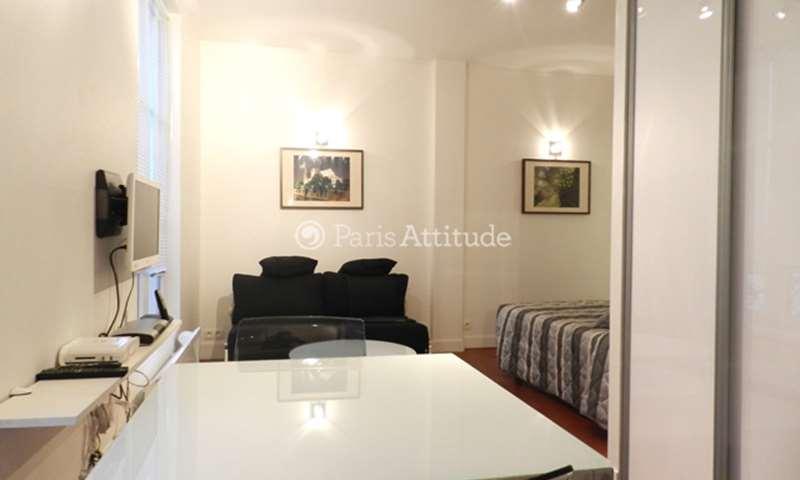 Location Appartement Studio 29m² rue du Volga, 75020 Paris
