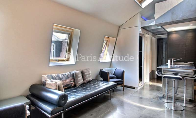 Rent Apartment Alcove Studio 25m² rue Française, 75002 Paris