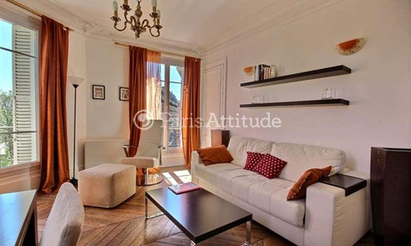 Rent Apartment 2 Bedrooms 55m² rue Ordener, 18 Paris
