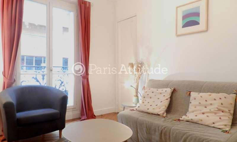 Location Appartement 1 Chambre 34m² rue des Ternes, 75017 Paris
