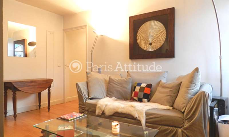 Rent Apartment 1 Bedroom 50m² rue de Courcelles, 17 Paris