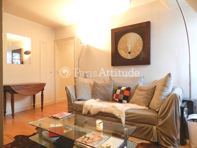 Aluguel Apartamento mobiliado 1 quarto 50m² rue de Courcelles, 75017 Paris