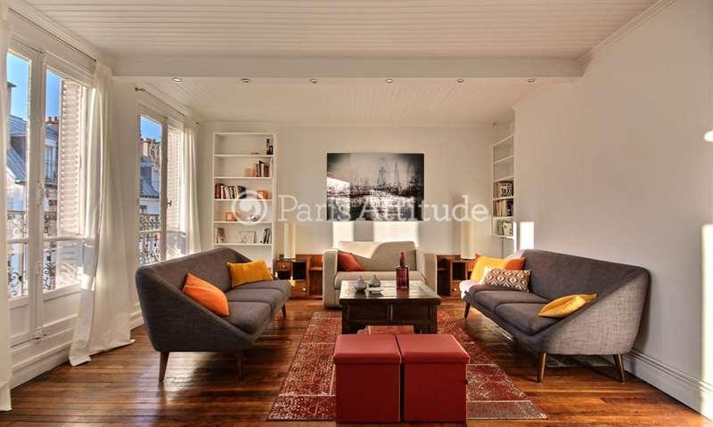 Rent Apartment 1 Bedroom 52m² rue de la Folie Mericourt, 11 Paris