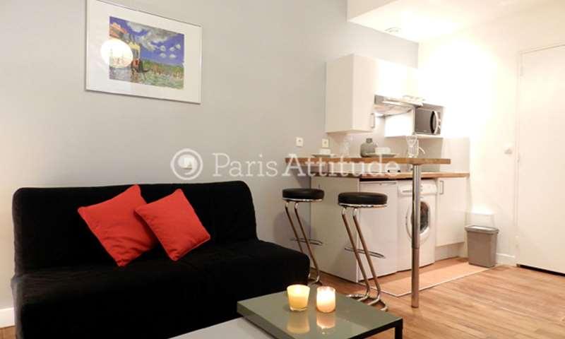 Rent Apartment Studio 21m² rue Geoffroy Saint Hilaire, 75005 Paris