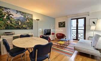 Rent Apartment 1 Bedroom 47m² rue Popincourt, 11 Paris