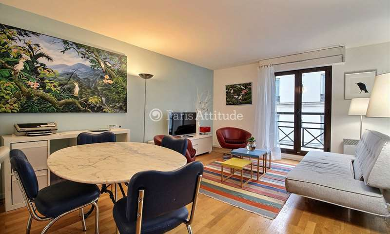 Aluguel Apartamento 1 quarto 47m² rue Popincourt, 11 Paris