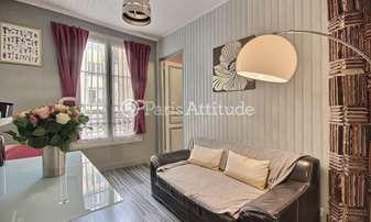 Rent Apartment 1 Bedroom 30m² rue Jean Pierre Timbaud, 11 Paris