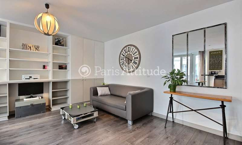 Rent Apartment 1 Bedroom 45m² rue Montorgueil, 2 Paris