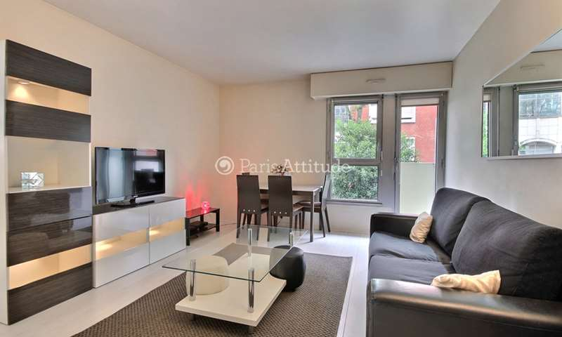 Rent Apartment Studio 36m² rue Vaugelas, 75015 Paris