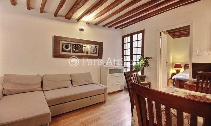 Aluguel Apartamento 1 quarto 35m² rue Guisarde, 6 Paris