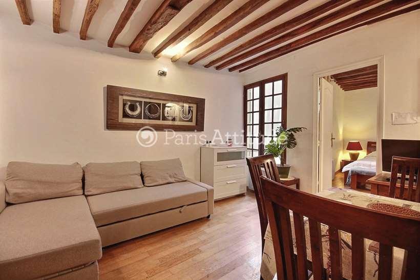 Louer Appartement meublé 1 Chambre 35m² rue Guisarde, 75006 Paris