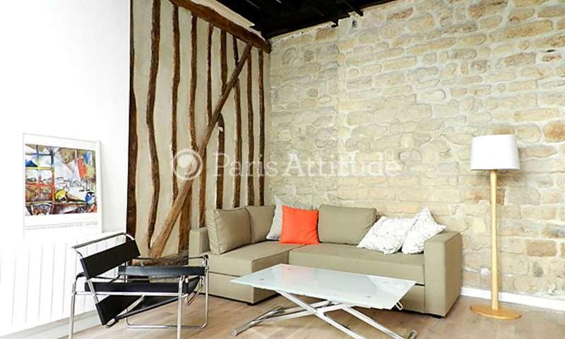 Rent Apartment Alcove Studio 33m² rue de Charenton, 12 Paris