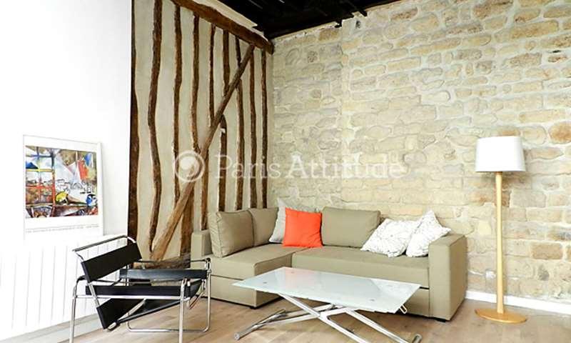 Rent Apartment Alcove Studio 33m² rue de Charenton, 12 Paris