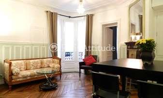 Rent Apartment 2 Bedrooms 60m² rue de Palestro, 2 Paris