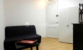 Location Appartement Studio 16m² rue Gustave Zede, 16 Paris