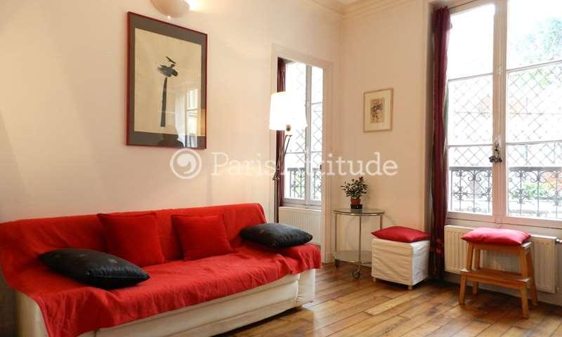 Rent Apartment 1 Bedroom 34m² rue Beccaria, 75012 Paris