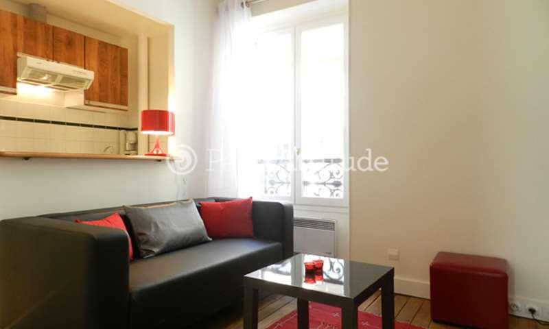 Rent Apartment 1 Bedroom 38m² rue Pierre Demours, 17 Paris