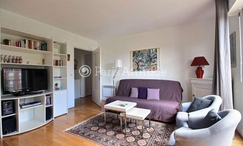 Location Appartement 1 Chambre 48m² rue de la Tombe Issoire, 75014 Paris