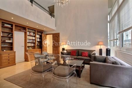 louer un appartement meubl situ dans le quartier parc monceau. Black Bedroom Furniture Sets. Home Design Ideas