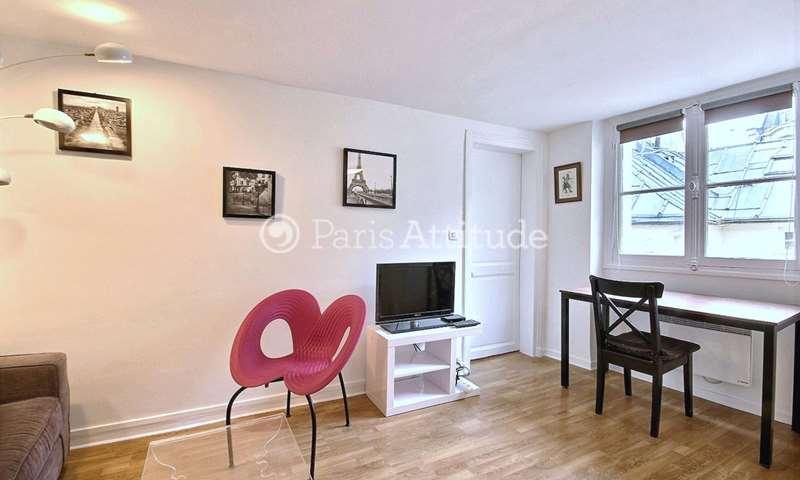 Aluguel Apartamento 1 quarto 35m² rue de Seine, 6 Paris