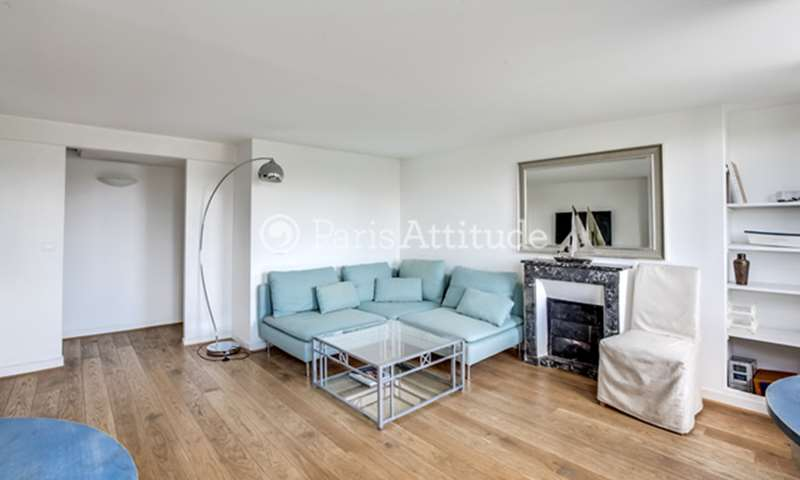 Rent Apartment 1 Bedroom 42m² quai Malaquais, 6 Paris