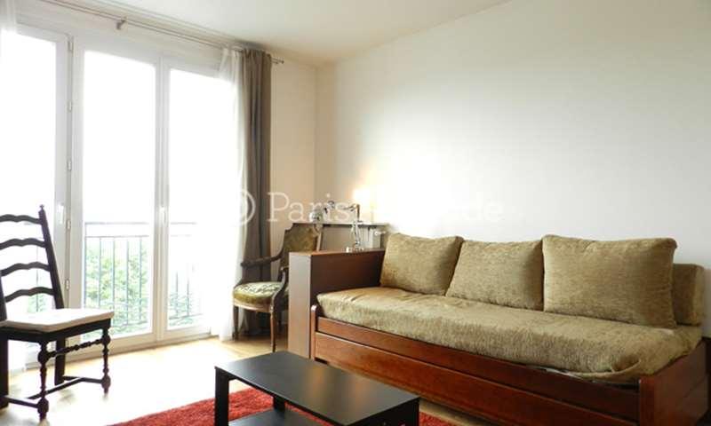 Rent Apartment Studio 32m² rue de l Aqueduc, 75010 Paris