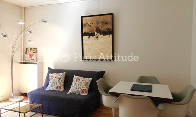 Rent Apartment 1 Bedroom 38m² rue d Ankara, 75016 Paris