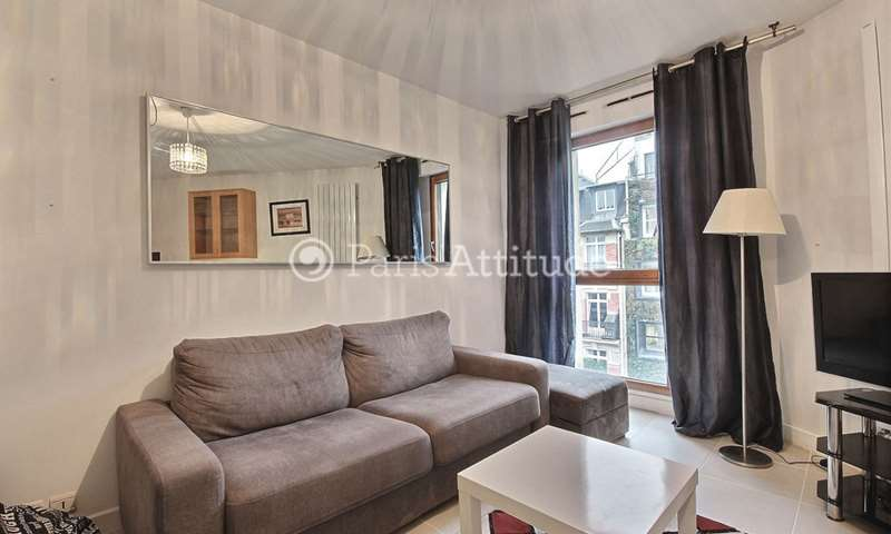 Rent Apartment Studio 22m² avenue Paul Doumer, 16 Paris