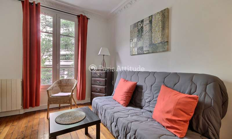 Rent Apartment 1 Bedroom 34m² rue Vasco de Gama, 15 Paris