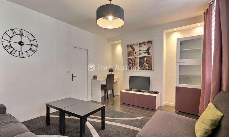 Rent Apartment 1 Bedroom 42m² rue Saint Severin, 75005 Paris