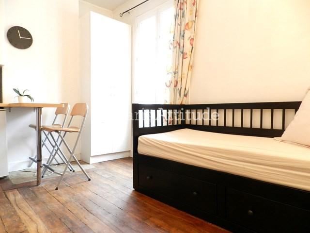 Rent Apartment Studio 17m² rue du General Renault, 75011 Paris