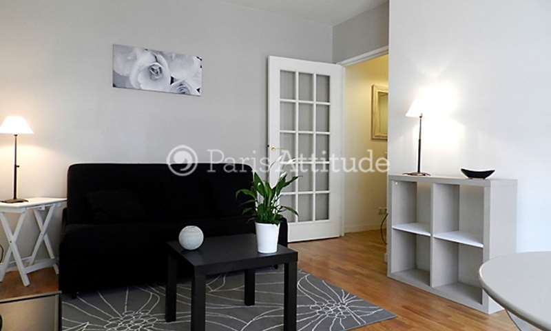 Location Appartement Studio 22m² rue Rouelle, 15 Paris