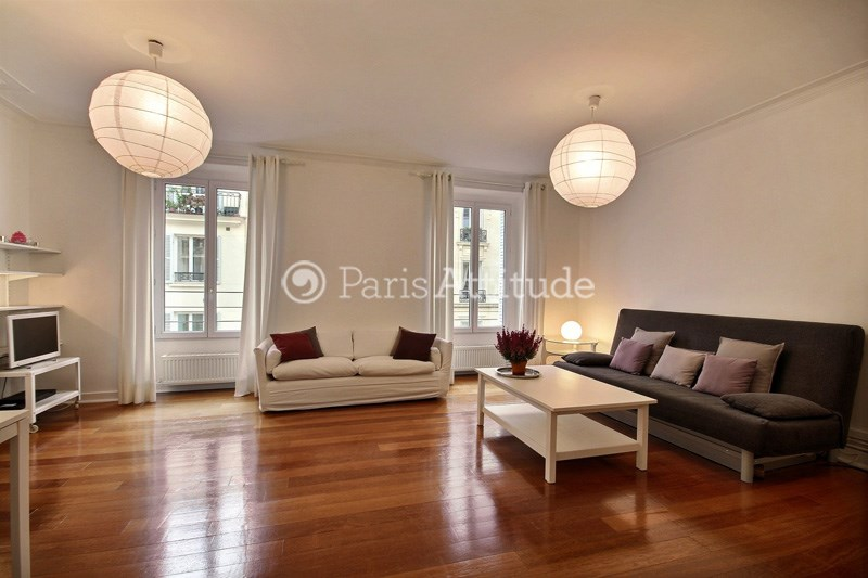 Location Appartement 1 Chambre 50m² rue Mouton Duvernet, 75014 Paris