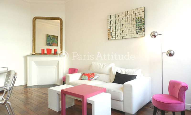 Rent Apartment 1 Bedroom 40m² rue Gay Lussac, 5 Paris