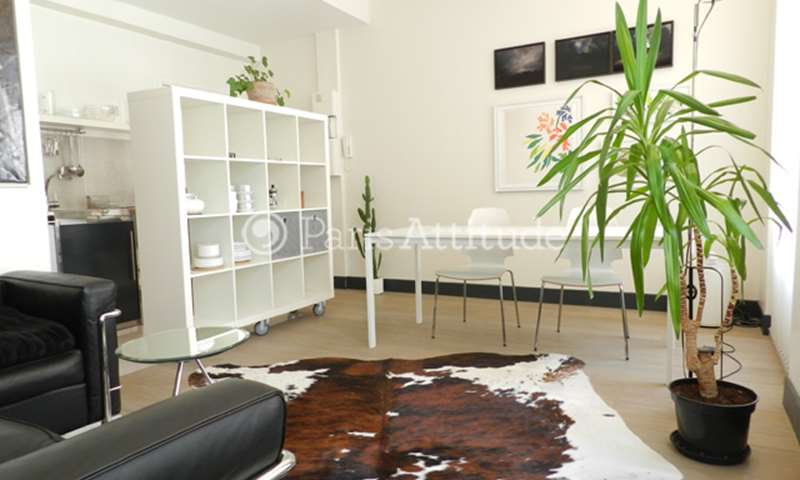 Location Appartement Alcove Studio 31m² rue Gabriel Laumain, 75010 Paris