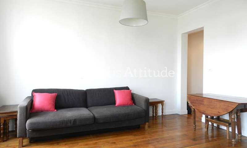 Rent Apartment 1 Bedroom 38m² boulevard Morland, 4 Paris
