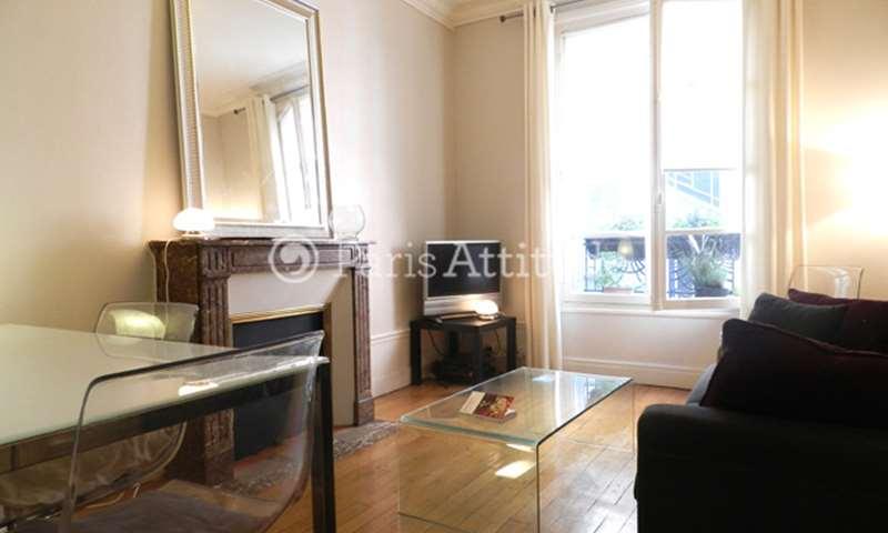 Location Appartement 1 Chambre 40m² rue Jobbe Duval, 15 Paris