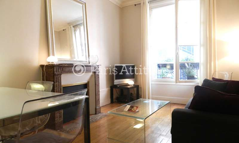 Rent Apartment 1 Bedroom 40m² rue Jobbe Duval, 15 Paris