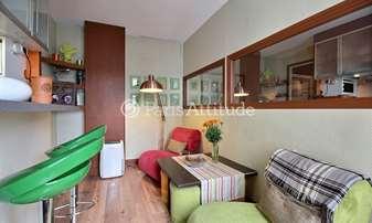Rent Apartment 1 Bedroom 30m² rue de la Fontaine Au Roi, 11 Paris