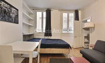 Rent Apartment Studio 20m² rue Jean Baptiste Pigalle, 9 Paris
