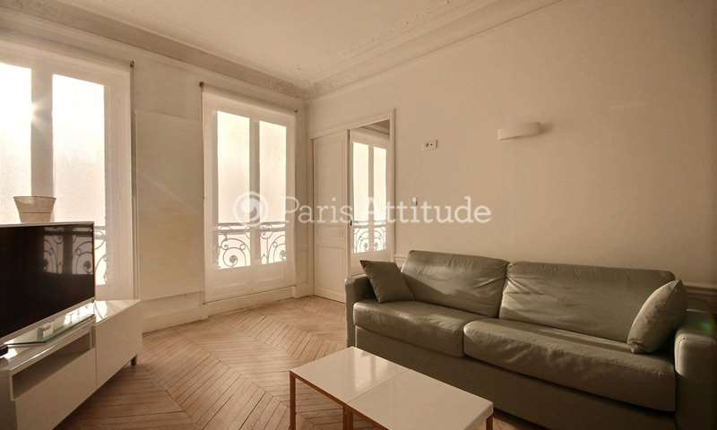 Rent Apartment 1 Bedroom 58m² rue du Montparnasse, 75014 Paris