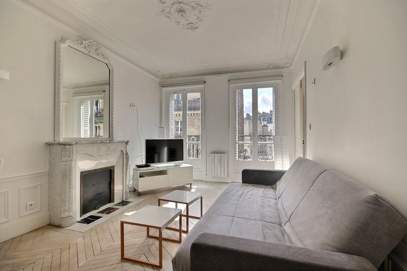 Louer Appartement meublé 1 Chambre 58m² rue du Montparnasse, 75014 Paris