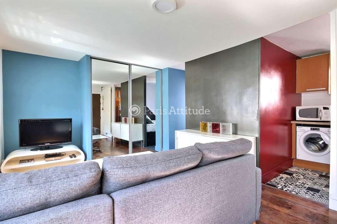 Louer un appartement paris 75011 28m r publique ref for Louer chambre sans fenetre