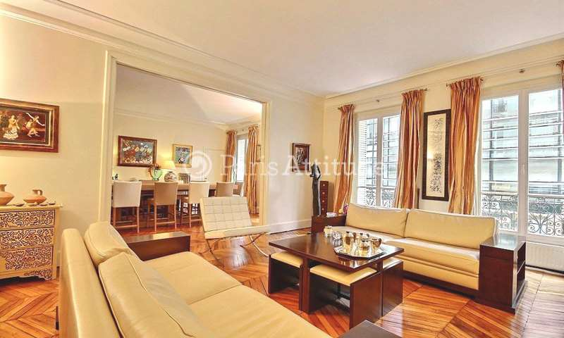 Rent Apartment 3 Bedrooms 230m² rue Spontini, 16 Paris