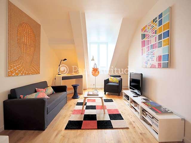Louer un appartement paris 75010 78m canal saint martin ref 9794 for Louer une chambre sans fenetre