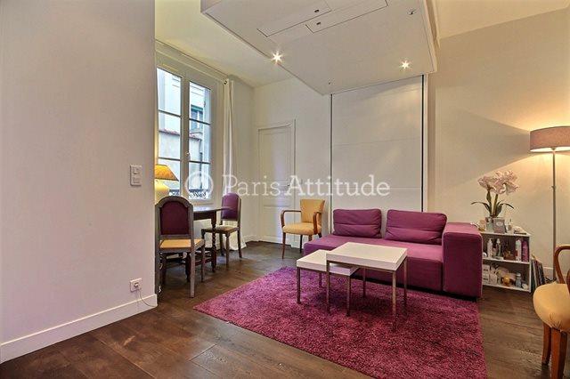 Louer Appartement meublé 1 Chambre 32m² rue de Reuilly, 75012 Paris