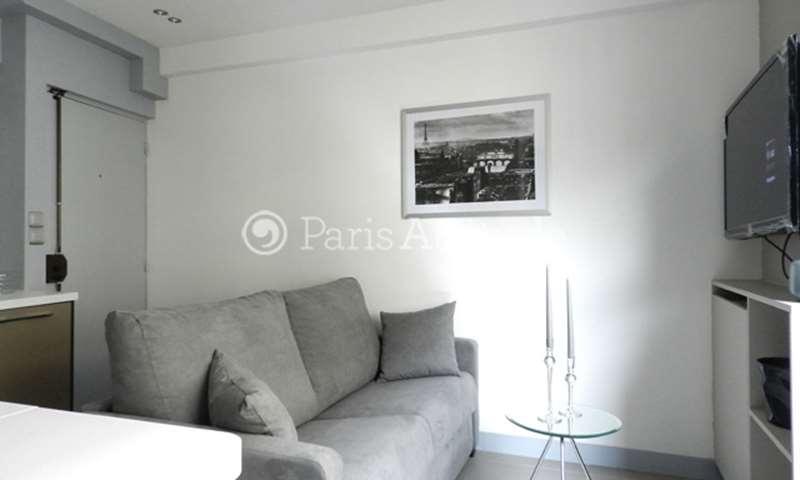 Rent Apartment 1 Bedroom 28m² rue Joseph Sansboeuf, 8 Paris