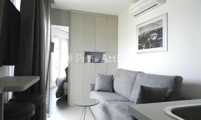 Location Appartement 1 Chambre 27m² rue Joseph Sansboeuf, 75008 Paris