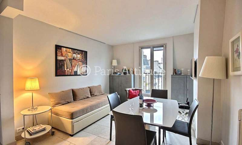 Rent Apartment 1 Bedroom 50m² boulevard Saint Germain, 75005 Paris