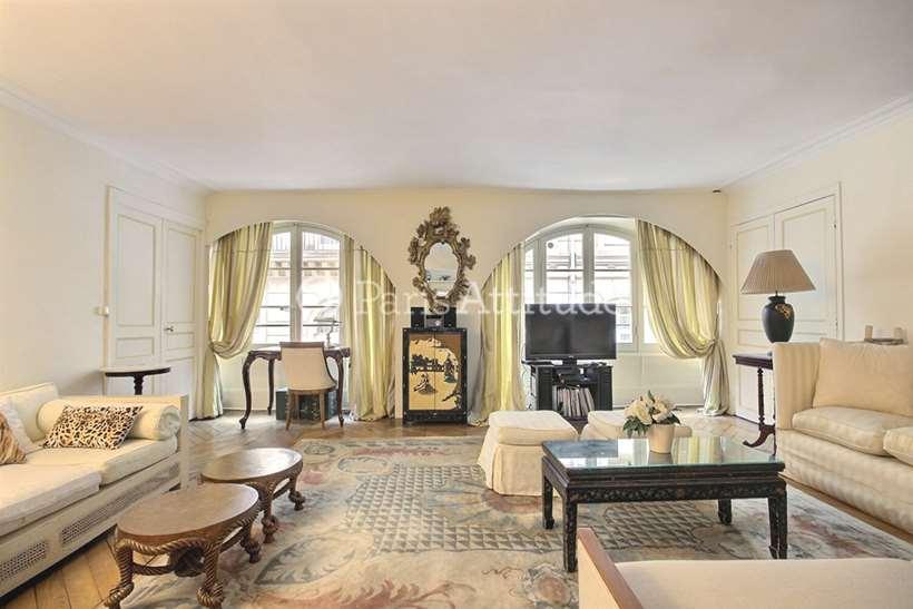 Rent furnished Apartment 1 Bedroom 101m² rue du Mont Thabor, 75001 Paris